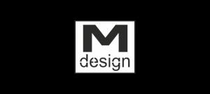 Logo van M-design